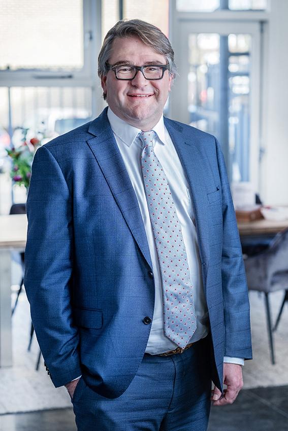 Mark Jonker Roelants DeHaan
