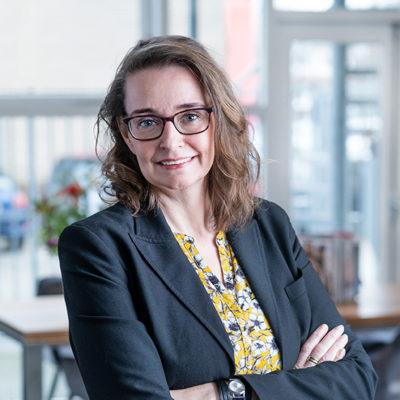 Sandra de Vries DeHaan